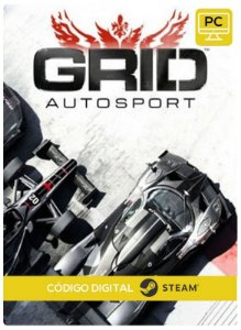 Grid Autosport  Steam  CD Key Pc Steam Código De Resgate Digital