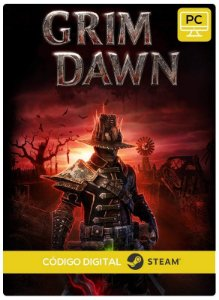 Grim Dawn Steam  CD Key Pc Steam Código De Resgate Digital