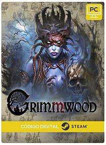 Grimmwood - They Come at Night Steam  CD Key Pc Steam Código De Resgate Digital