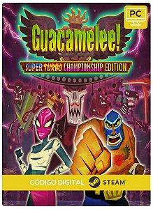 Guacamelee! Super Turbo Championship Steam  CD Key Pc Steam Código De Resgate Digital