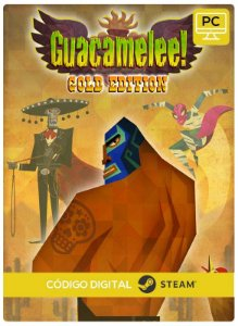 Guacamelee! Gold Edition Steam  CD Key Pc Steam Código De Resgate Digital