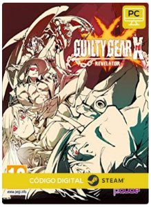 GUILTY GEAR Xrd REVELATOR DELUXE Edition  Steam  CD Key Pc Steam Código De Resgate Digital