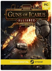 Guns of Icarus Alliance  Steam  CD Key Pc Steam Código De Resgate Digital