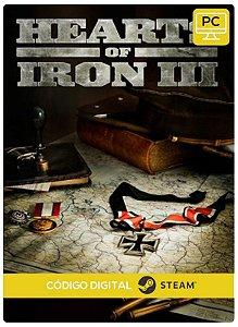 Hearts of Iron III Collection Steam  CD Key Pc Steam Código De Resgate Digital