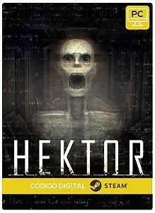 Hektor Steam  CD Key Pc Steam Código De Resgate Digital