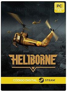 Heliborne  Steam  CD Key Pc Steam Código De Resgate Digital
