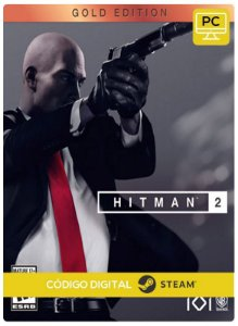 HITMAN 2 Gold Edition + Prepurchase Bonus  Steam  CD Key Pc Steam Código De Resgate Digital