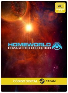Homeworld Remastered Collection  Steam  CD Key Pc Steam Código De Resgate Digital
