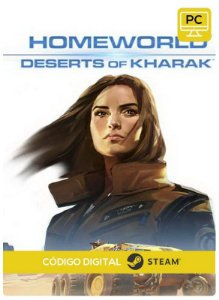 Homeworld: Deserts of Kharak  Steam  CD Key Pc Steam Código De Resgate Digital