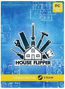 House Flipper  Steam  CD Key Pc Steam Código De Resgate Digital