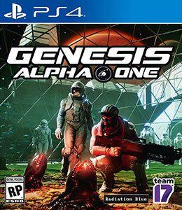 Genesis Alpha One  PS4 PSN Mídia Digital
