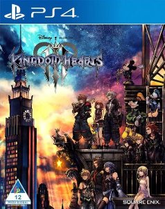 KINGDOM HEARTS III PS4 PSN Mídia Digital