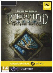 Icewind Dale: Enhanced Edition Steam  CD Key Pc Steam Código De Resgate Digital