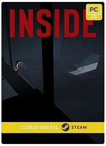 Inside Steam  CD Key Pc Steam Código De Resgate Digital