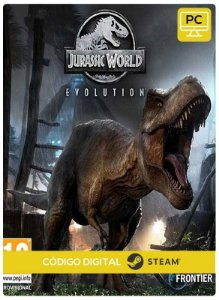 Jurassic World Evolution  Steam Pc Código De Resgate Digital
