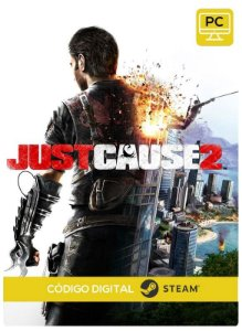 Just cause 2 Steam Pc Código De Resgate Digital