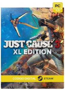 Just Cause 3 XL Edition Steam Pc Código De Resgate Digital