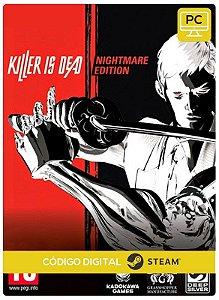 Killer is Dead - Nightmare Edition  Steam Pc Código De Resgate Digital