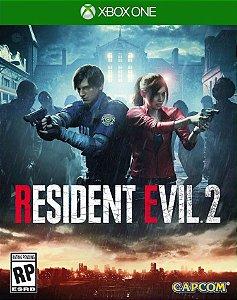 Resident evil 2 Remake  Xbox One Código 25 Dígitos