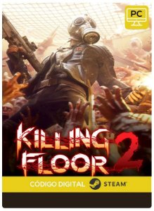 Killing Floor 2 Steam Pc Código De Resgate Digital