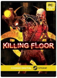 Killing Floor Steam Pc Código De Resgate Digital