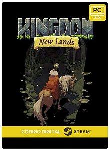Kingdom: New Lands  Steam Pc Código De Resgate Digital
