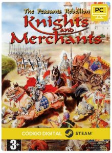 Knights and Merchants Steam Pc Código De Resgate Digital