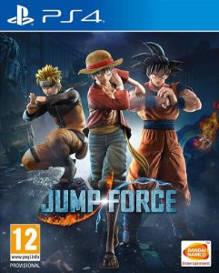 JUMP FORCE PS4 PSN Mídia Digital