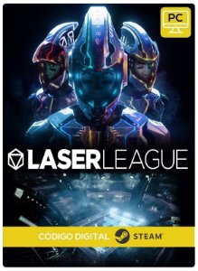 Laser League Steam Pc Código De Resgate Digital
