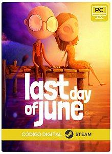 Last Day of June  Steam Pc Código De Resgate Digital