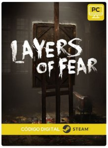 Layers Of Fear Steam Pc Código De Resgate Digital