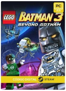 LEGO Batman 3: Beyond Steam Pc Código De Resgate Digital