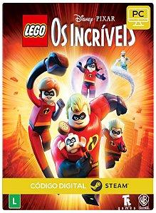 LEGO The Incredibles  Steam Pc Código De Resgate Digital