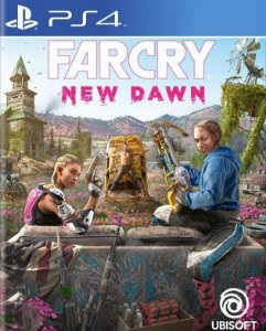 Far Cry New Dawn PS4 PSN Mídia Digital