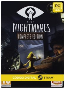 Little Nightmares Complete Edition  Steam Pc Código De Resgate Digital