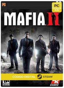 Mafia II 2  Steam Pc Código De Resgate Digital