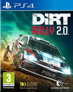 DiRT Rally 2.0  PS4 PSN Mídia Digital