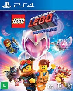 Uma Aventura LEGO 2 - Videogame  PS4 PSN Mídia Digital