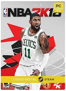 NBA 2K18 Steam CD Key Pc Steam Código De Resgate Digital