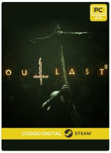 Outlast 2 Steam Pc Código De Resgate Digital