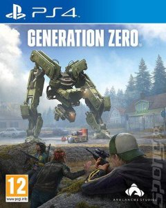 Generation Zero  PS4 PSN Mídia Digital
