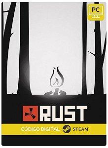 RUST Steam Pc Código De Resgate Digital