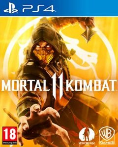 Mortal Kombat 11 PS4 PSN Mídia Digital