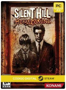 Silent Hill Homecoming  Pc Código De Resgate Digital
