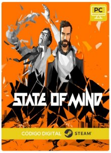 State of Mind  Steam Pc Código De Resgate Digital
