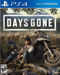 Days Gone PS4 PSN Mídia Digital
