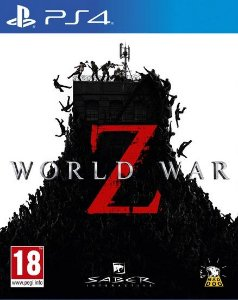 World War Z PS4 PSN Mídia Digital