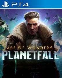 Age of Wonders Planetfall PS4 PSN Mídia Digital