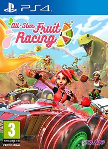 All-Star Fruit Racing PS4 PSN Mídia Digital