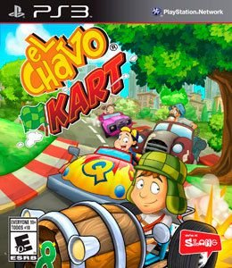 Chaves Kart PS3 PSN Mídia Digital